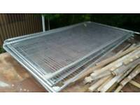 Security fencing / heras / fence and block