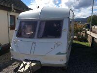 2 berth jubilee equerry caravan for sale