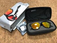 Sunglasses Zungle with bone conductor headphones