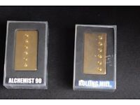 Iron Gear Humbucker & P90 set: Rolling Mill & Alchemist 90 - almost new