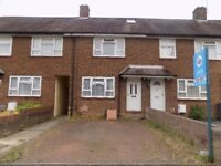 Lovely 3 Bed House with Driveway, Close to Leagrave Train Station, Motorway - Available now