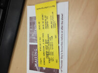 1- MURILLO COUNTRY FEST TICKET