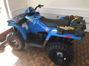 Brand New Polaris Never Driven