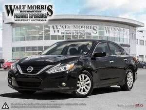 2016 Nissan Altima S: NO ACCIDENTS, ONE OWNER