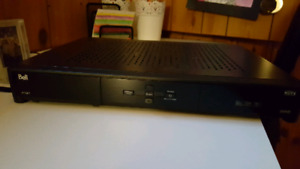 Bell satellite HD receiver.