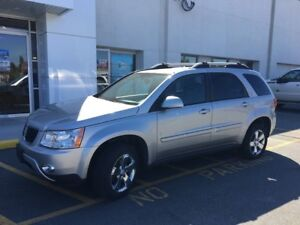 2008 Pontiac Torrent Base with All Wheel Drive and Auxiliary Out