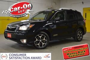 2015 Subaru Forester 2.0XT Touring AWD LEATHER PANO ROOF HEATED