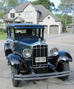 Completely Restored 1929 Durant Model 40