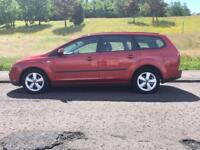 Ford Focus 1.6 estate automatic auto low miles like Astra Audi vectra