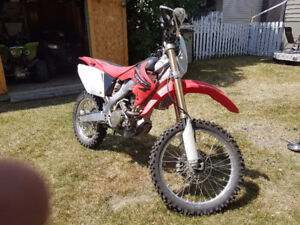 CRF250X  GOOD CONDITTION