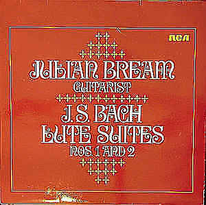 Julian Bream - Classical Guitar Album Collection