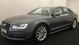 Audi A8 Executive FROM £124 PER WEEK!