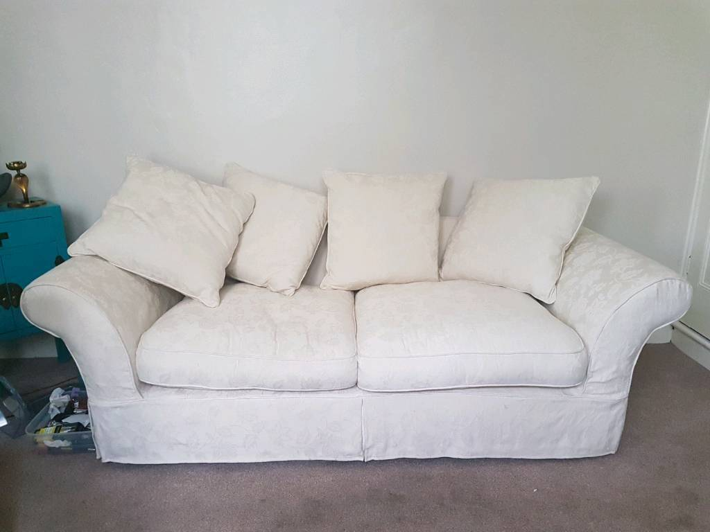 Rosa Sofa dfs rosa 3 seater pillow back sofa almost in
