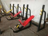 Commercial Grade Olympic Incline bench *NEW*