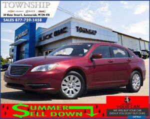 2012 Chrysler 200 LX - $7/Day! - Automatic - Air Conditioning -