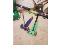 Mini Micro Scooter collect in Essex, two available!