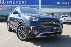 2017 Hyundai Santa Fe XL Leather/Navigation/Push Button Start/AW