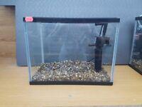 Fish tank 12 litres
