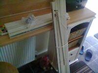 Ikea wooden blind offwhite/cream FREE FREE FREE