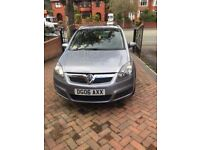 Vauxhall Zafira 2006 7 Seater For sale