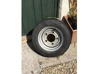 Ifor Williams Trailer Spare