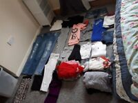 Lots of womens clothing designer and highstreet brands