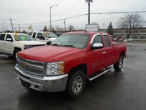 2013 Chevrolet Silverado 4X4 WWW.PAULETTEAUTO.COM BE APPROVED!!