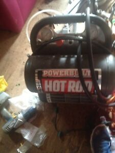 Hot rod 5 gallon air compressor