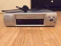 Old School VHS video player Daewoo Model No: ST220P