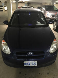 2009 Hyundai Accent Coupe (2 door) ECONOMICAL ON GAS