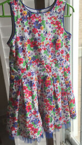 Summer Blue Dress Size 8
