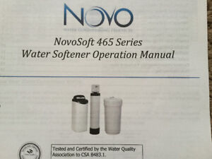 Water Softener - PRICE REDUCED
