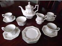 Eternal Beau Tea Service inc Teapot