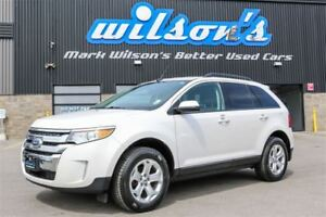 2013 Ford Edge SEL REAR CAMERA! BLUETOOTH! HEATED SEATS! $64WK,