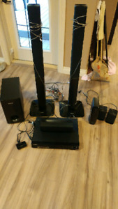 SAMSUNG BASIC SURROUND SPEAKER SET