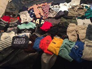 Baby boy 3-6 month clothes lot