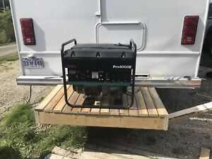 Onan pro 4000E generator for sale