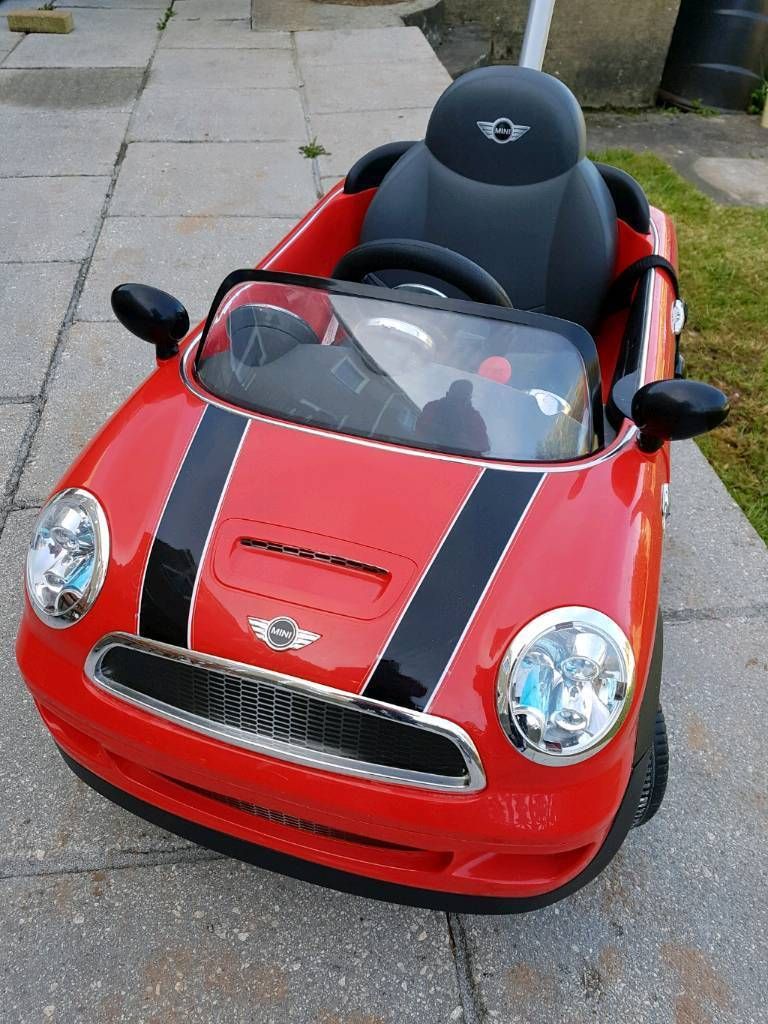 Kids mini Cooper push buggyin Plymouth, DevonGumtree - Kids mini Cooper push buggy. Selling this as we are having a big clear out of stuff that my son has sadly outgrown. Any questions just ask