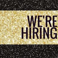 Hairstylist & Esthetican  Wanted!