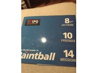 Paint ball Discounted Tickets plus free paintballs
