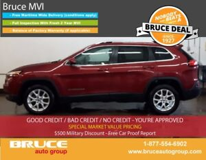 2015 Jeep Cherokee North 3.2L 6 CYL AUTOMATIC 4WD