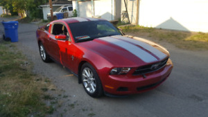 2010 Ford mustang v6 4.0L