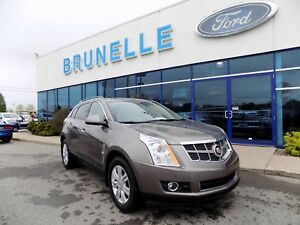 Cadillac SRX Traction intégrale AWD