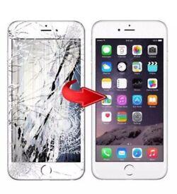 iphone 6 screen fix in cheap