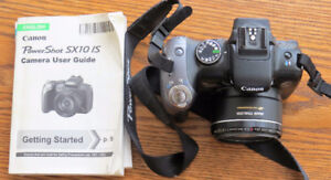 CANON POWERSHOT SX 10 IS