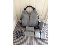 Lassig Neckline Changing Bag