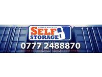 Self Storage Cumbernauld - 24/7 access, NO LEASE OR MINIMUM TERM, from £22.15 P/W