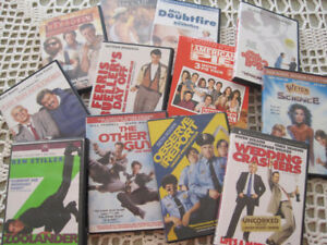Kids have moved out now the DVD's need to go