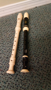 2 recorders. Both work