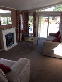 Brand new lodge on a 5 star holiday park in East Yorkshire